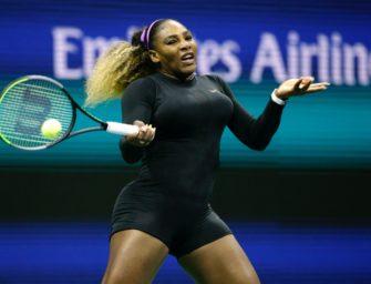 Williams wendet frühes Aus bei den US Open ab
