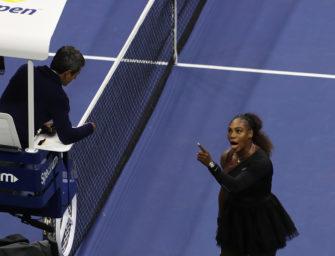 """Serena Williams: """"Ich weiß nicht, wer das ist"""""""