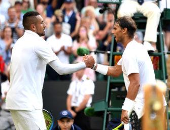 Zeitspiel: Kyrgios stichelt mit Video erneut gegen Nadal