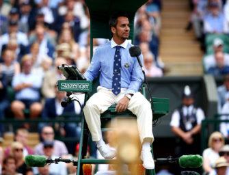 Damian Steiner: ATP feuert Finalschiedsrichter in Wimbledon