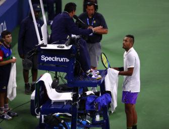 US Open: 10 Geschichten der ersten drei Tage