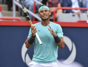 Nach Sieg in Montreal: Nadal sagt für Cincinnati ab