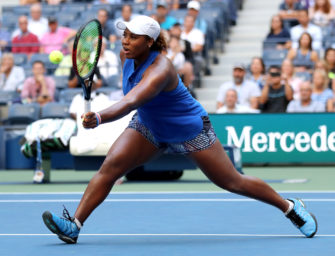 Podcast aus New York, Tag 4: Taylor Townsend – volle Offensive!