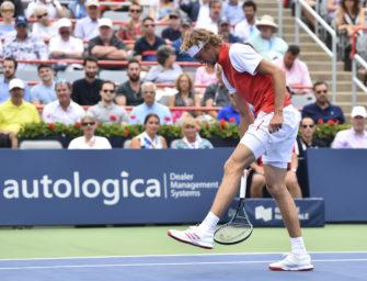 Alexander Zverev im Formtief: das zerbrochene Spiel