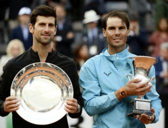 Premiere des ATP Cups mit Djokovic, Nadal und Federer