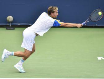 Tennis: Gojowczyk scheitert früh in Zhuhai