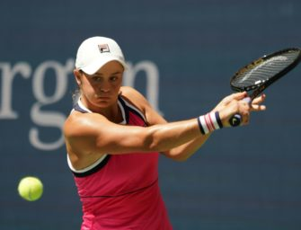 French-Open-Siegerin Barty in New York im Achtelfinale gescheitert