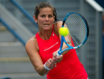 Görges im Achtelfinale der US Open als letzte Deutsche gescheitert
