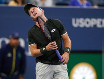 Tennis: Koepfer scheitert an Auftakthürde