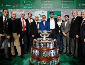 ITF reformiert auch untere Ebene des Davis Cups