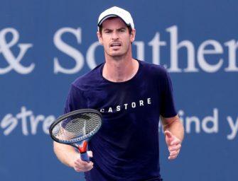 Murray feiert ersten Sieg nach Comeback