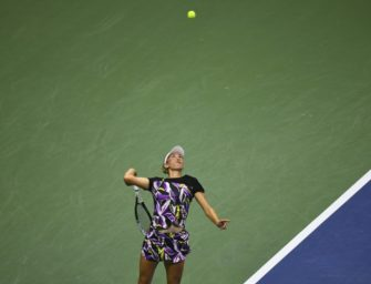 US Open: Mertens und Sabalenka triumphieren im Damendoppel