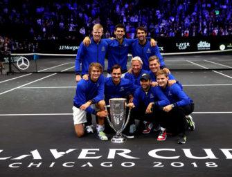 Alles Infos zum Laver Cup 2019: Teams, Spieler, Format und TV