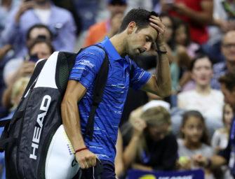 Podcast aus New York, Tag 7: Djokovic gibt auf