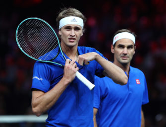 Zverev vor Showkampfreise mit Federer: Wenn der Chef ruft