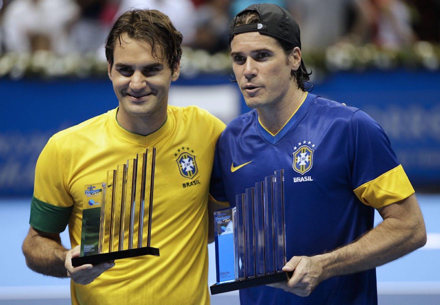 Zverev Federer