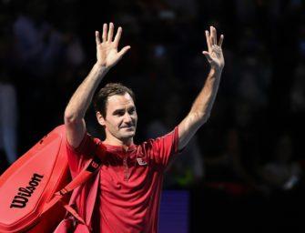 Federer wieder im Finale von Basel – Thiem spielt in Wien um den Titel