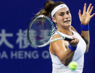 WTA Elite Trophy: Sabalenka gewinnt die B-Finals