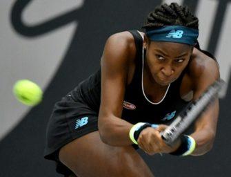 15-jährige Gauff gewinnt ersten Titel auf der WTA-Tour