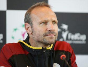 Gerlach bleibt Fed-Cup-Teamchef des Deutschen Tennis Bundes