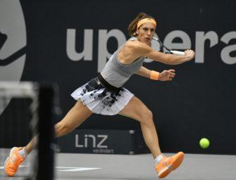 Petkovic feiert Halbfinaleinzug in Linz