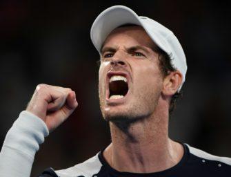 Murray erstmals seit zweieinhalb Jahren in einem ATP-Endspiel