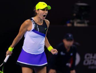 Bencic komplettiert Feld beim WTA-Saisonfinale