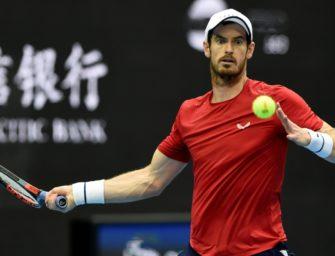 Murray erkämpft sich Auftaktsieg beim Masters in Shanghai