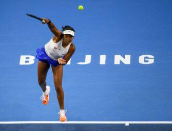 Osaka triumphiert beim WTA-Turnier in Peking