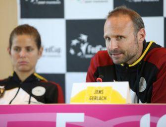 Fed-Cup-Teamchef Gerlach betreut Görges in Linz und Luxemburg