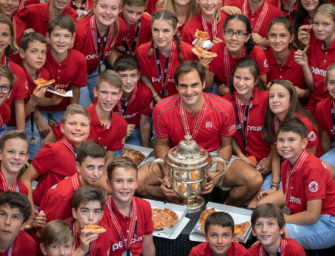 Nach 10. Titel in Basel: Federer sagt Paris-Bercy ab