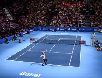 Swiss Indoors Basel: Alles Infos zu Turnier, Spielern und TV-Übertragung