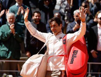 Roger Federer: Startzusage für French Open 2020