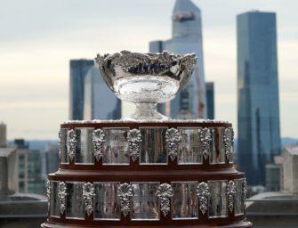 Davis Cup: Alle Spieler beim Finalturnier in Madrid