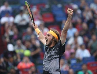 Nach Tsitsipas-Sieg: Diese Spieler haben Federer, Djokovic und Nadal besiegt