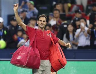 Olympia 2020: Federer will in Tokio spielen