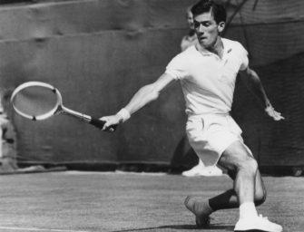 """Sie nannten ihn """"Muscles"""": Legende Ken Rosewall wird 85"""