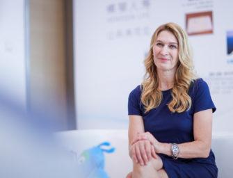 WTA B-Finals in Zhuhai: Mein Treffen mit Steffi Graf
