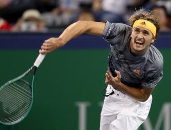 ATP-Finals: So schafft es Alexander Zverev wieder nach London