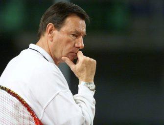 """Pilic kritisiert Davis-Cup-Reform: """"Es ist ein Skandal"""""""