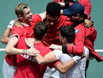 Kanada zieht erstmals ins Davis-Cup-Finale ein