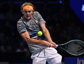 Thiem zu stark: Zverev verpasst Endspiel bei ATP Finals