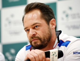 Davis Cup: Titelverteidiger Kroatien trennt sich von Kapitän Krajan