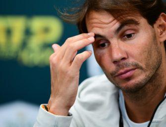 Finale gegen Djokovic geplatzt: Verletzter Nadal zieht in Paris zurück