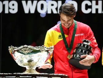 Davis Cup vs. Saisonvorbereitung