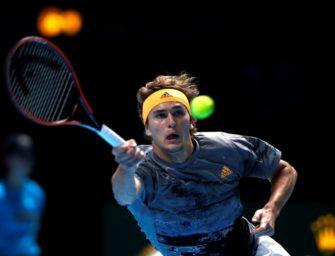 ATP-Finals: Zverev verpasst vorzeitigen Halbfinal-Einzug