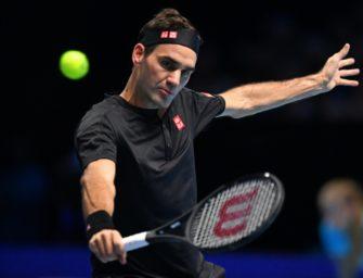 Federer nach Sieg über Djokovic im Halbfinale