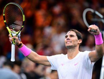 Nadal löst Djokovic an der Spitze der Weltrangliste ab