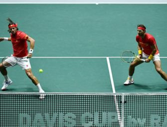 Davis Cup: Gastgeber Spanien im Finale gegen Kanada