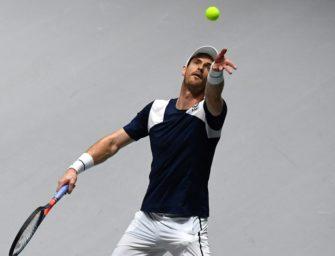 Großbritannien ohne Andy Murray im Davis-Cup-Viertelfinale gegen Deutschland
